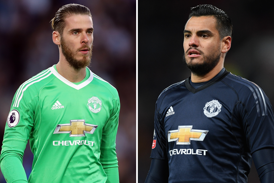 GW38 team news: Romero to save De Gea owners?