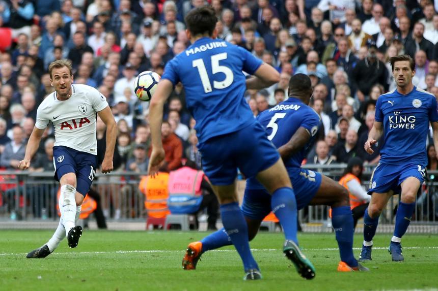 Tottenham Hotspur 5-4 Leicester City