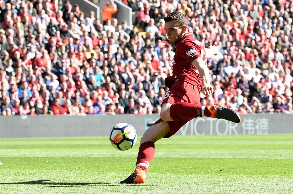 Liverpool v Brighton and Hove Albion
