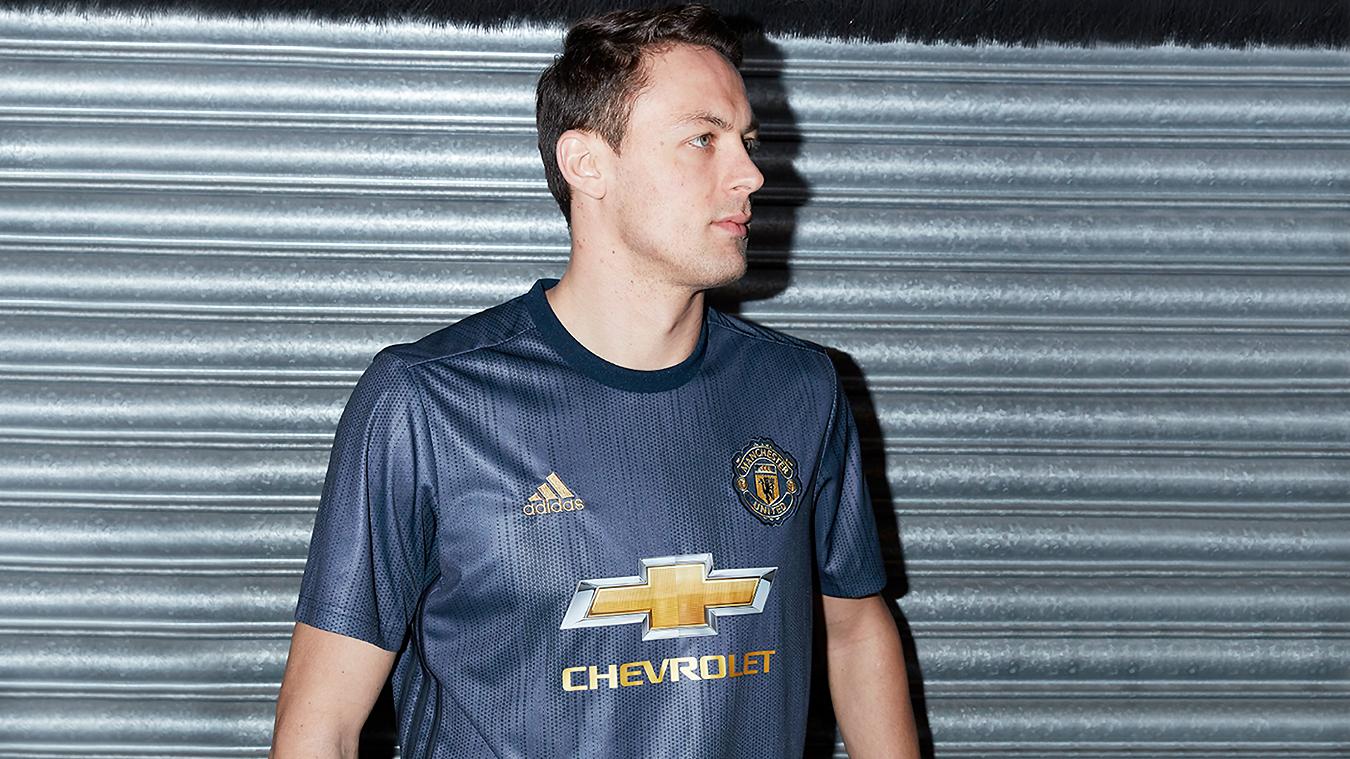 Manchester United third
