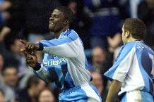 Iconic Moment: Coventry score four in first win at Villa