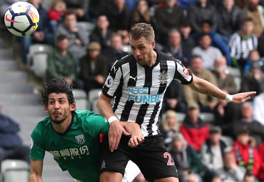 Florian Lejeune, Newcastle United