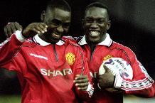 Leicester 2-6 Man Utd, 1998/99