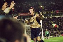 Liverpool 1-2 Arsenal, 2001/02