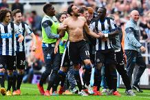 Flashback: Newcastle stay up with final-day win over West Ham