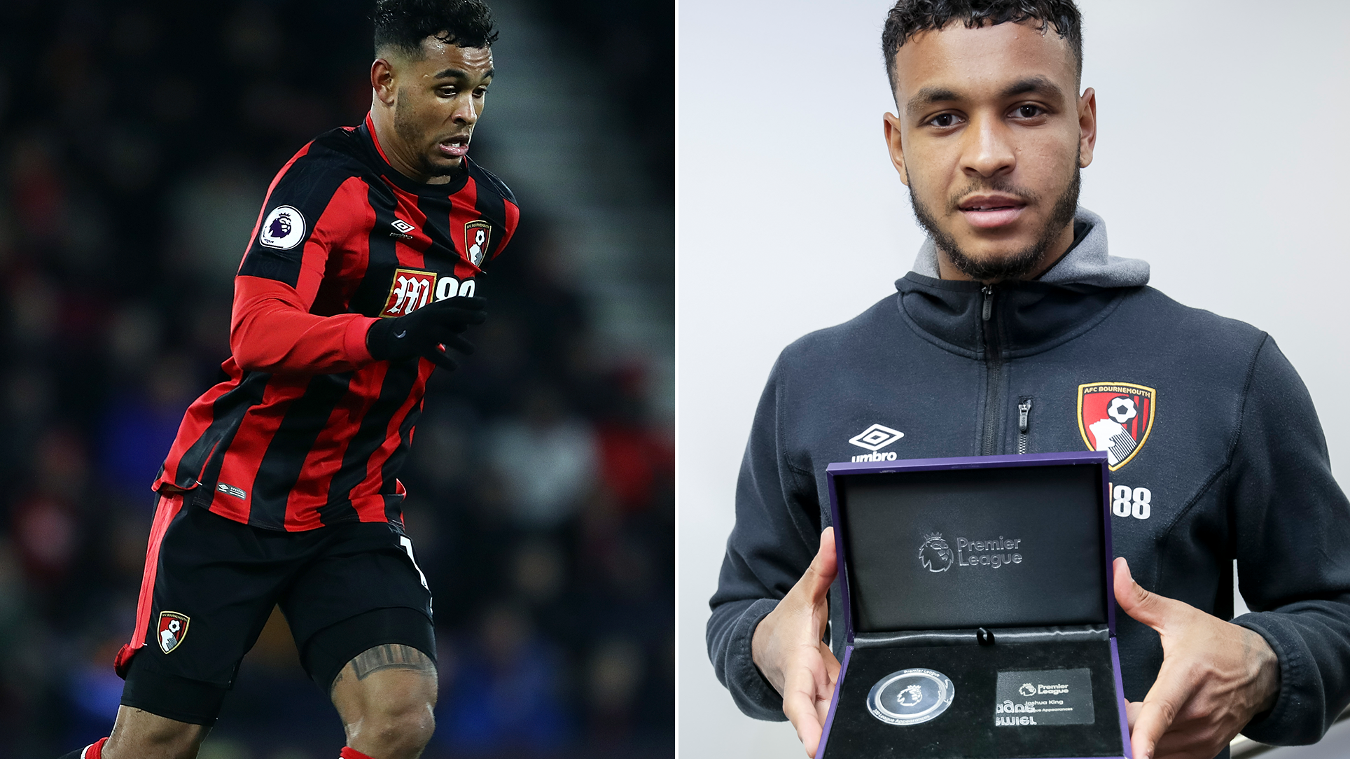 Premier League Milestones, Joshua King