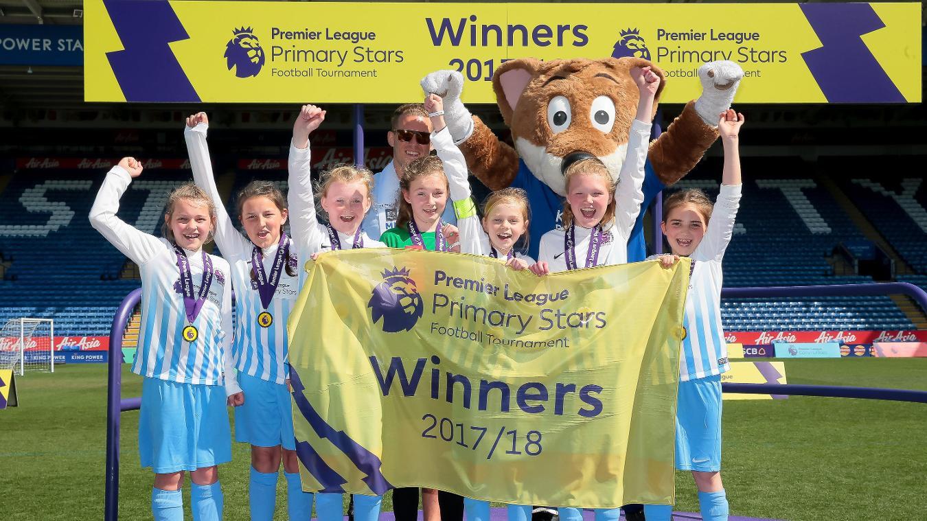 PL Primary Stars Football Tournament