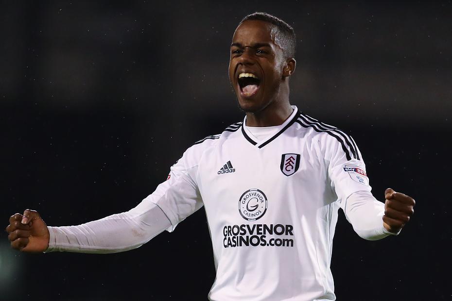 Ryan Sessegnon, Fulham