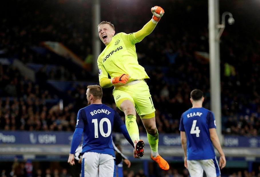 Jordan Pickford, Everton