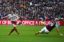 Flashback: Barnes scores a belter at West Ham