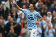 Goal of the day: 'Beautifully done by Elano'