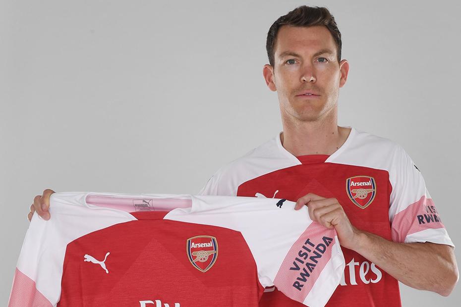 Stephan Lichtsteiner, Arsenal