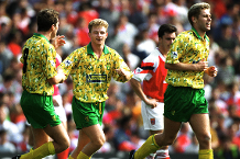 Arsenal 2-4 Norwich, 1992/93