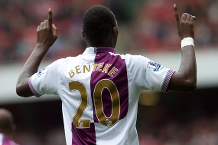 Iconic Moment: Villa shock Arsenal on opening day