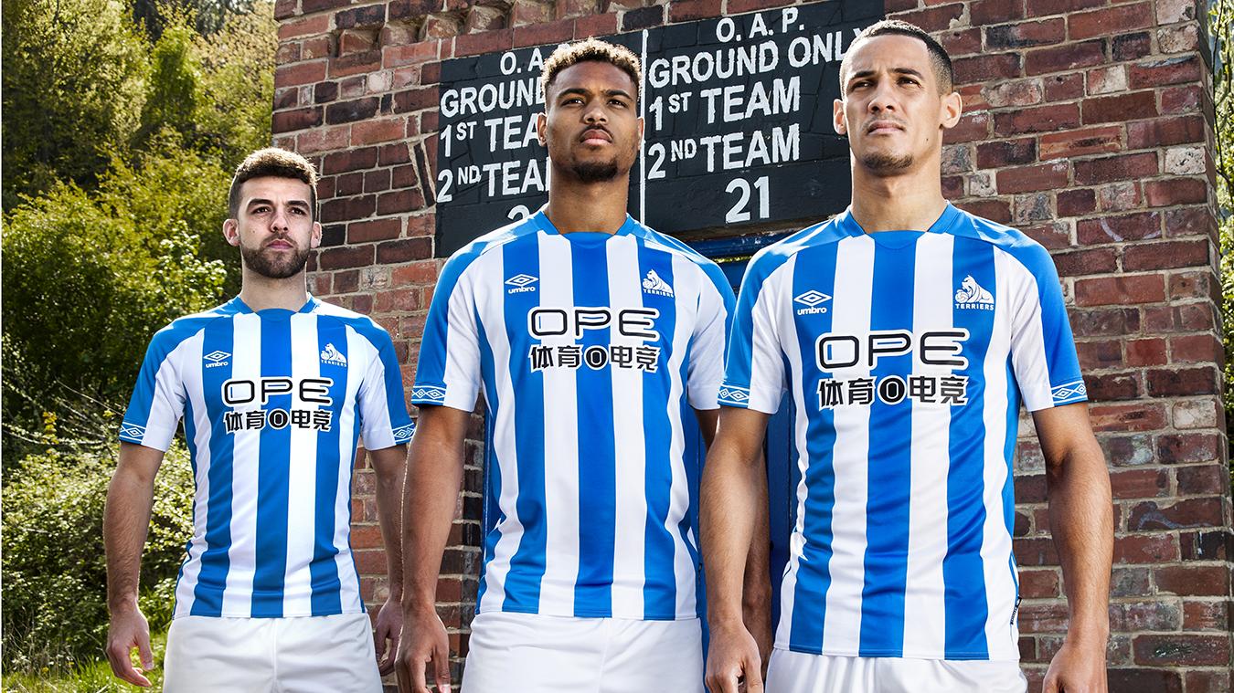 Huddersfield Town home