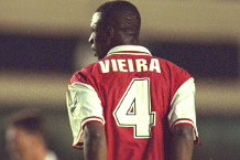 Iconic Moment: Arsenal sign Vieira