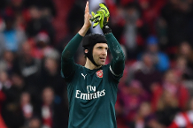 Iconic Moment: Cech's 200th clean sheet on landmark day for Arsenal