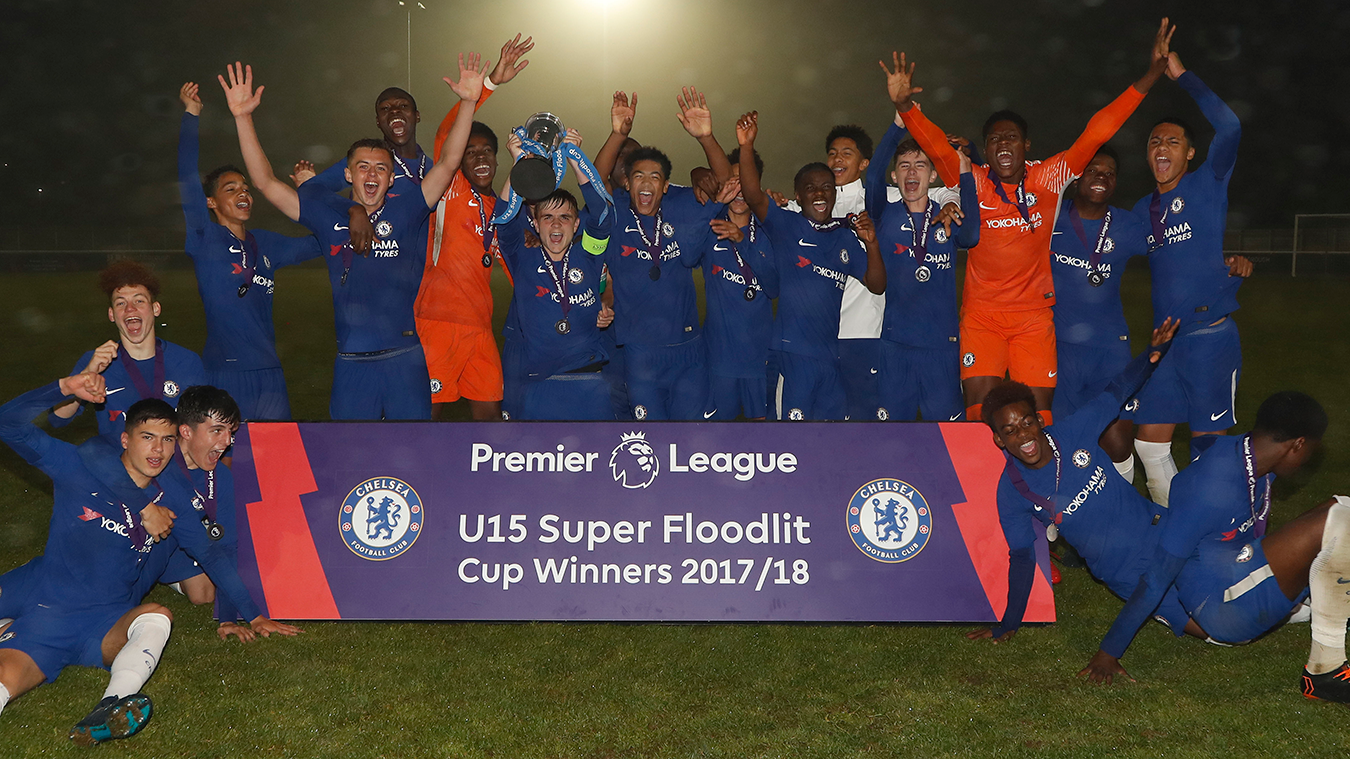 U15 Super Floodlit Cup: Chelsea