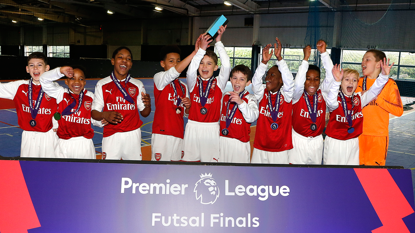 U11 Futsal Finals: Arsenal