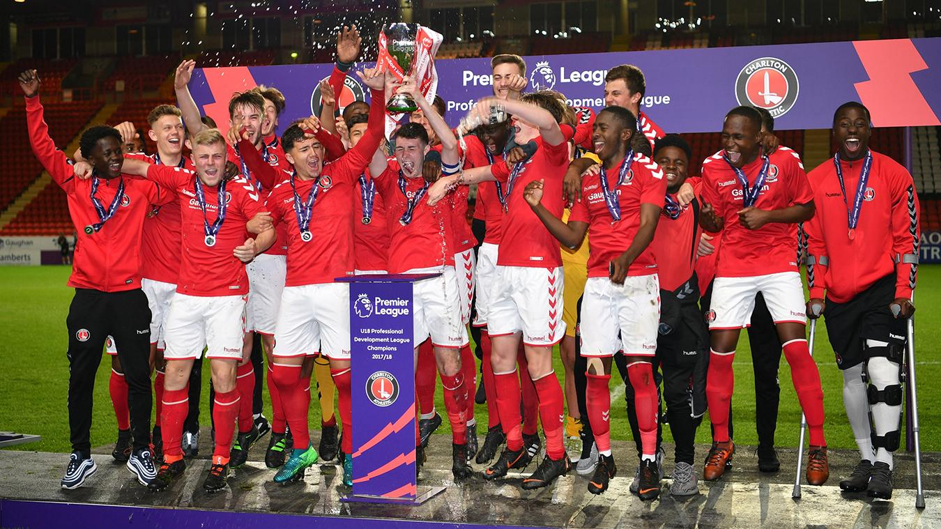 U18 Professional Development League: Charlton