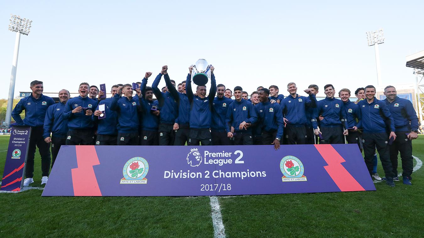 Premier League 2 Division 2: Blackburn