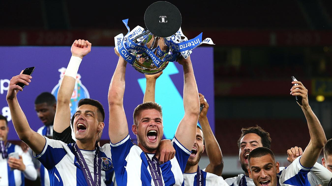 Premier League International Cup: Porto
