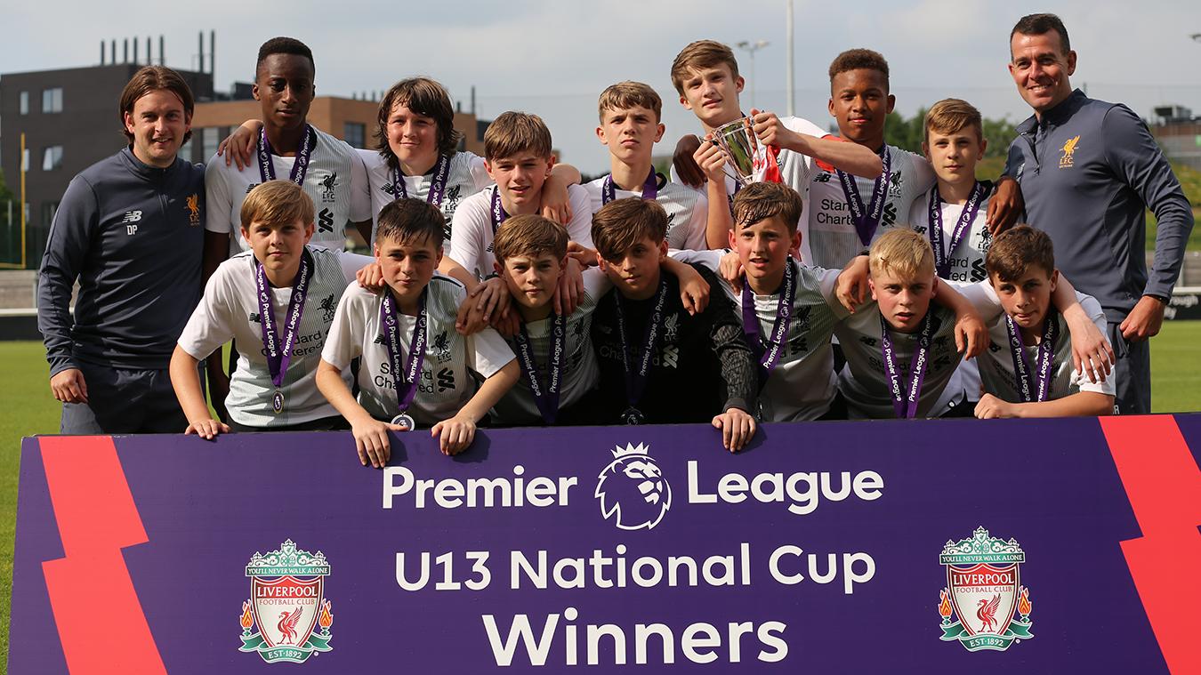 U13 National Cup: Liverpool