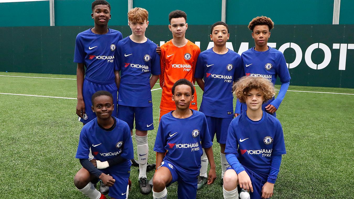 U13 6v6 Indoor Tournament: Chelsea