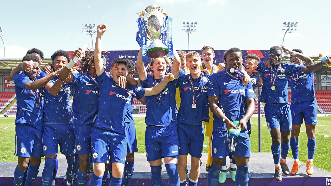 U18 Premier League: Chelsea