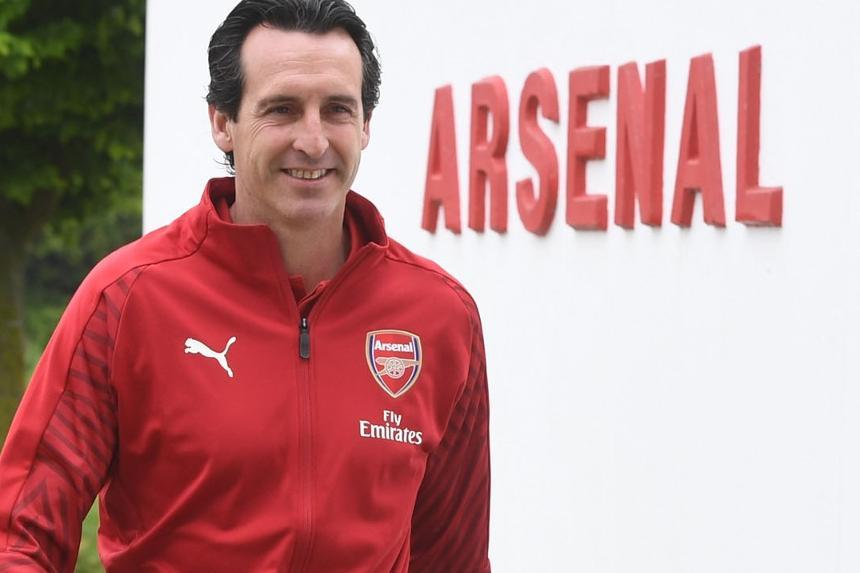 Unai Emery, Arsenal