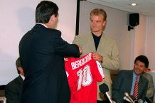 On this day - 20 Jun 1995: Bergkamp joins Arsenal