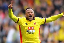 Goal of the day: Watford's Zuniga downs Man Utd
