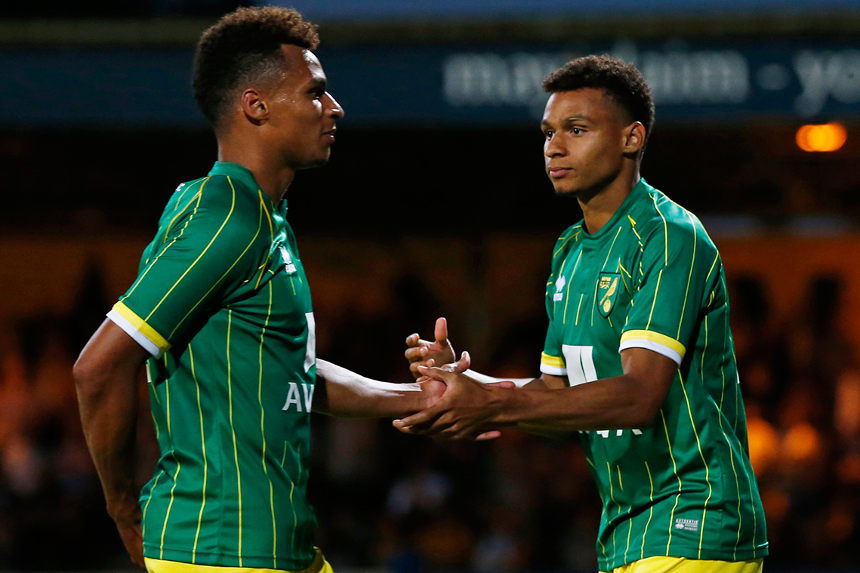 Jacob and Josh Murphy, Newcastle and Cardiff