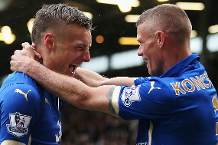Iconic Moment: Vardy punishes Burnley in crucial win