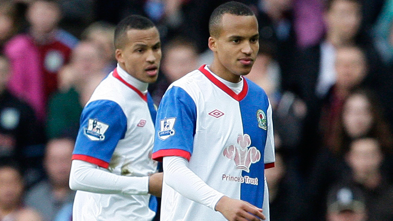 Martin and Marcus Olsson, Blackburn
