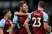 Iconic Moment: Superb Hendrick goal seals Burnley win