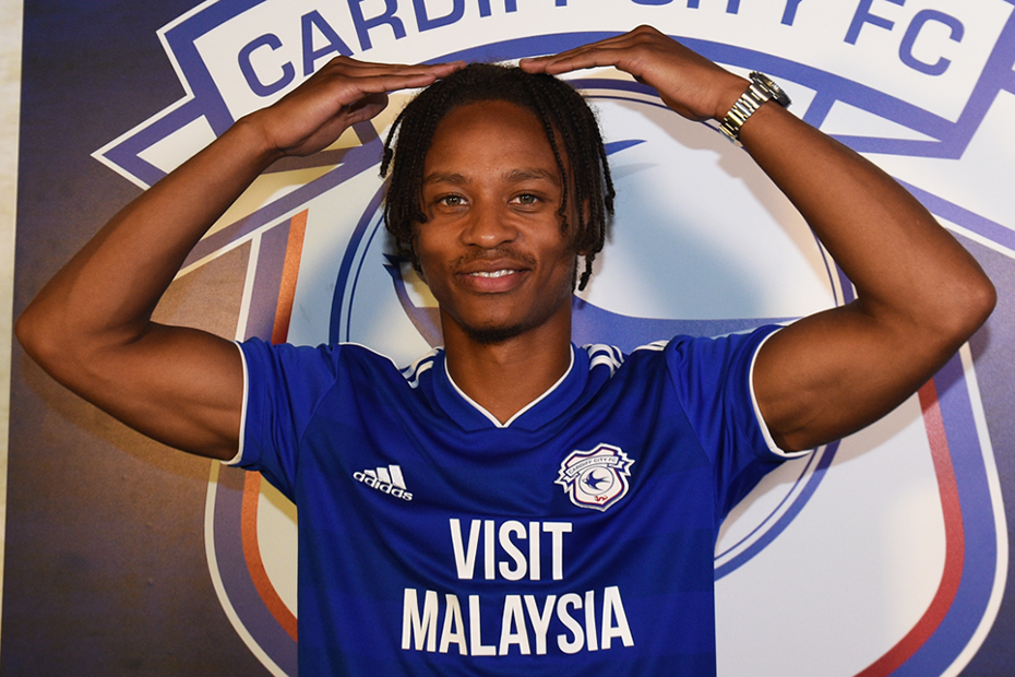 Bobby Reid joins Cardiff City