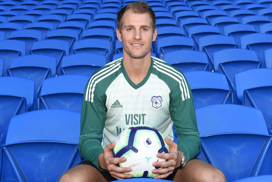 Alex Smithies, Cardiff City