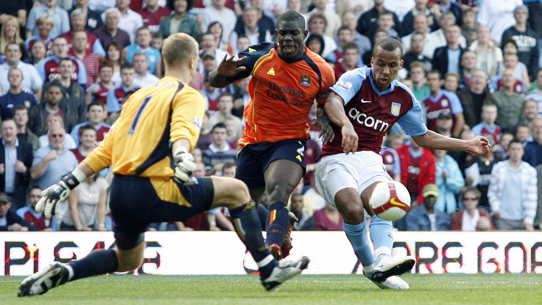 Aston Villa 4-2 Man City, 2008/09