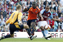 Iconic Moment: Agbonlahor treble stuns Man City