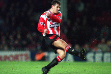 Goal of the day: Le Tissier beauty at Blackburn