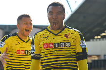 Iconic Moment: Deeney double keeps Watford up