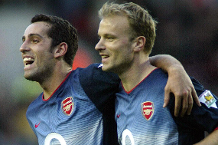 Flashback: Bergkamp's half-volley against Saints