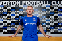 On this day - 9 Jul 2017: Rooney returns to Everton