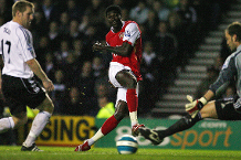 Derby 2-6 Arsenal, 2007/08