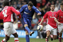 Goal of the day: Viduka's perfect volley