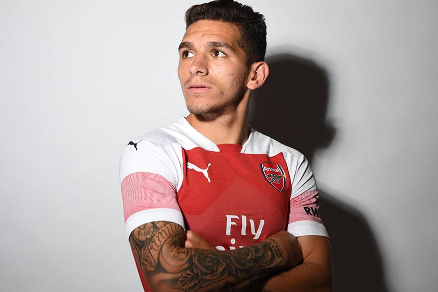 Lucas Torreira, Arsenal