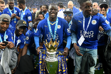 Five years on: Watch Leicester bring Kante to the PL