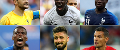 World-Cup final six: Lloris, Mendy, Kante, Pogba, Giroud, Lovren