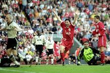 Robbie Fowler v Charlton 1998